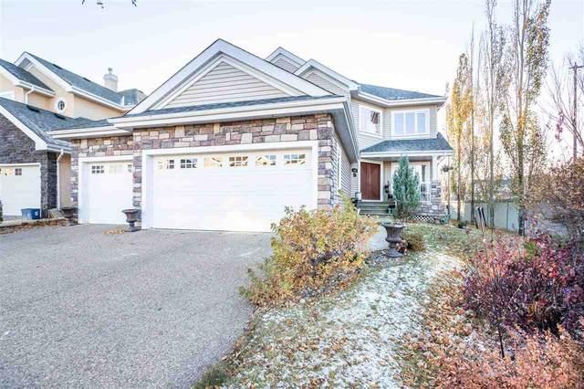304 Summerside Cove, Edmonton, AB T6X 1B4 (#E4219128) :: The Foundry Real Estate Company