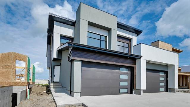 29 50 Edinburgh Court, St. Albert, AB T8N 7X5 (#E4219165) :: The Foundry Real Estate Company
