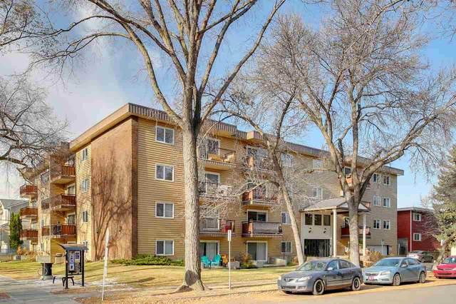 54 10208 113 Street, Edmonton, AB T5K 1P4 (#E4219207) :: The Foundry Real Estate Company