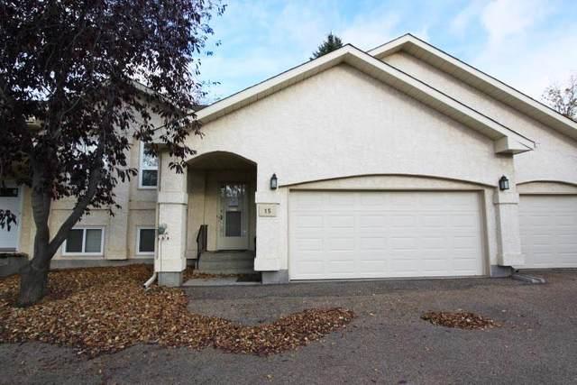 15 4630 17 Avenue, Edmonton, AB T6L 6H3 (#E4219213) :: RE/MAX River City