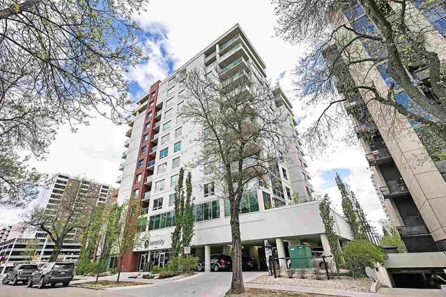 706 10055 118 Street, Edmonton, AB T5K 0C1 (#E4219239) :: The Foundry Real Estate Company