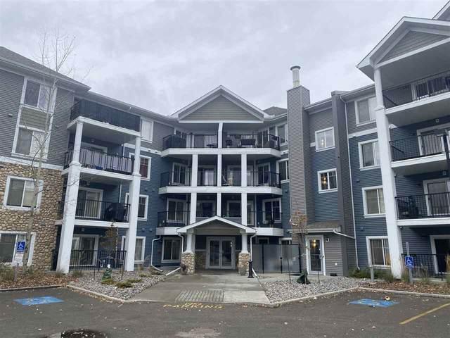 212 6084 Stanton Drive, Edmonton, AB T5X 0Z4 (#E4219257) :: The Foundry Real Estate Company