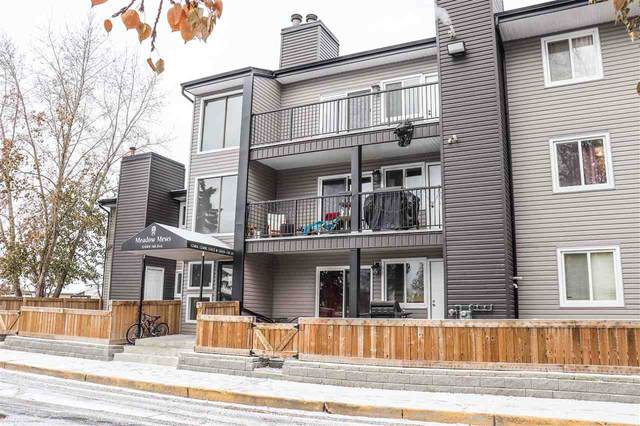 110 12404 161 Avenue, Edmonton, AB T5X 4W6 (#E4219286) :: The Foundry Real Estate Company