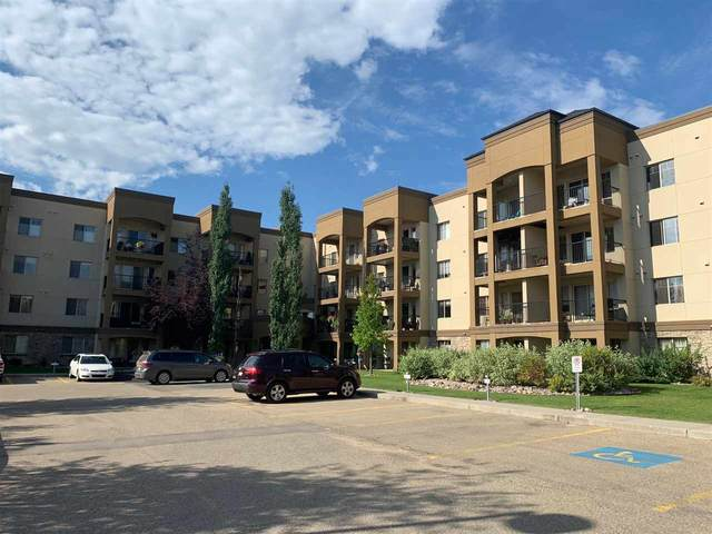 132 400 Palisades Way, Sherwood Park, AB T8A 5W2 (#E4219311) :: The Foundry Real Estate Company