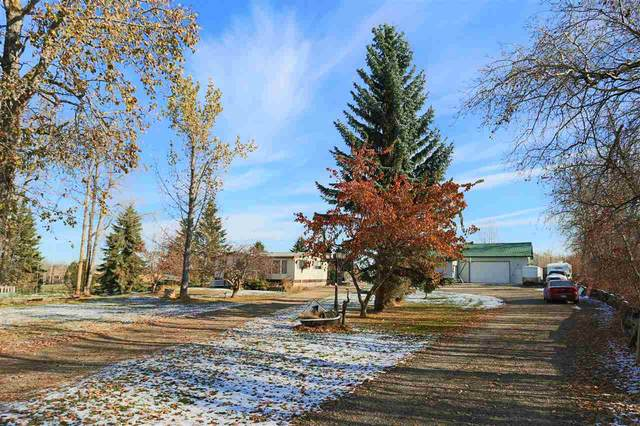 53017 Glory Hills Road, Rural Parkland County, AB T7Z 2G0 (#E4219346) :: The Foundry Real Estate Company