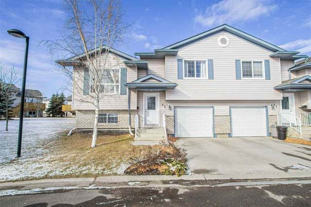 #25 6506 47 Street, Cold Lake, AB T9M 0C5 (#E4219363) :: The Foundry Real Estate Company