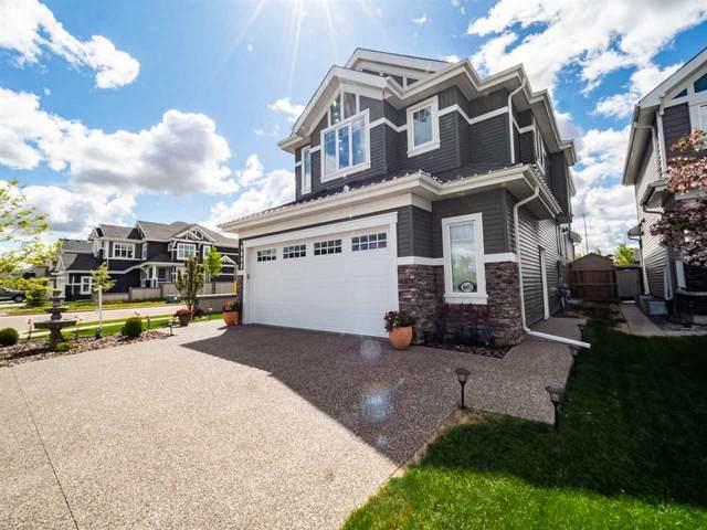 9003 24 Avenue, Edmonton, AB T6X 1A6 (#E4219366) :: The Foundry Real Estate Company