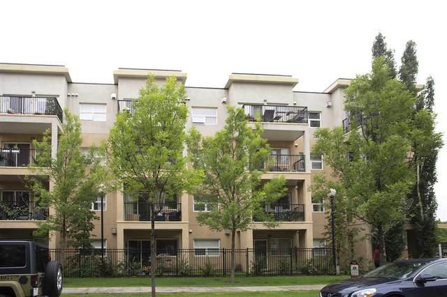 103 11203 103A Avenue, Edmonton, AB T5K 2E4 (#E4219393) :: The Foundry Real Estate Company