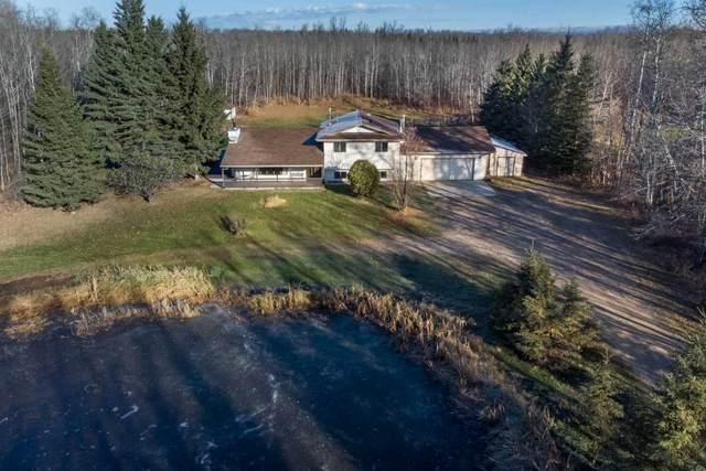 78, 51205 Range Road 195, Rural Beaver County, AB T0B 4J1 (#E4219398) :: The Foundry Real Estate Company