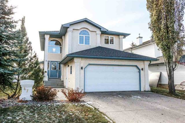 47 Coloniale Way, Beaumont, AB T4X 1M2 (#E4219399) :: The Foundry Real Estate Company