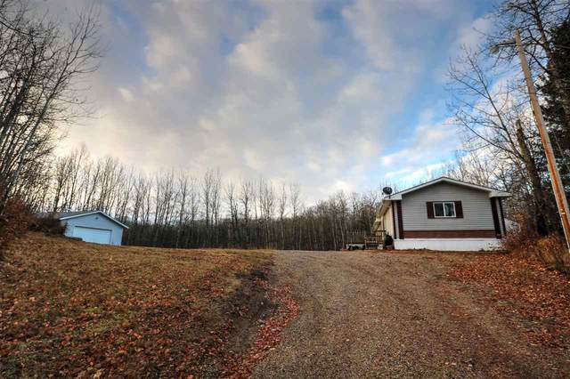 211 54334 Rge Rd 12, Rural Lac Ste. Anne County, AB T0E 1V0 (#E4219440) :: The Foundry Real Estate Company
