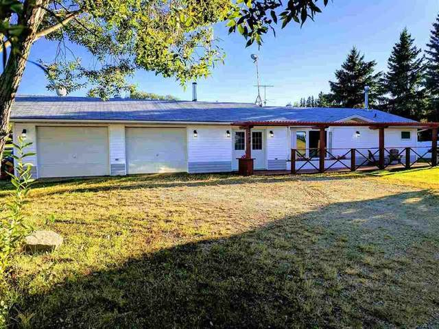 5009 51 Street, Tomahawk, AB T0E 2H0 (#E4219441) :: RE/MAX River City