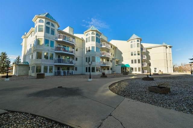 304 5212 25 Avenue, Edmonton, AB T6L 6R7 (#E4219457) :: The Foundry Real Estate Company