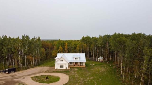 47335 Range Rd 23, Rural Leduc County, AB T0E 0H0 (#E4219473) :: The Foundry Real Estate Company