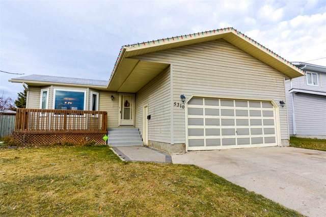 5310 38 Street, Cold Lake, AB T9M 2B1 (#E4219496) :: The Foundry Real Estate Company