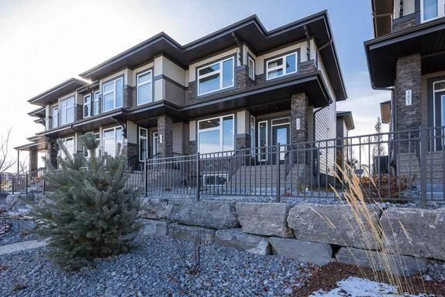 149 Hays Ridge Boulevard, Edmonton, AB T6W 4G5 (#E4219508) :: The Foundry Real Estate Company