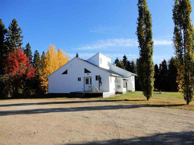 56025 Rge Rd 43, Rural Lac Ste. Anne County, AB T0E 0X0 (#E4219519) :: The Foundry Real Estate Company