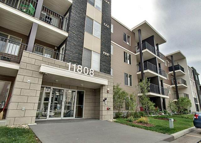 114 11808 22 Avenue, Edmonton, AB T6W 2A2 (#E4219523) :: RE/MAX River City