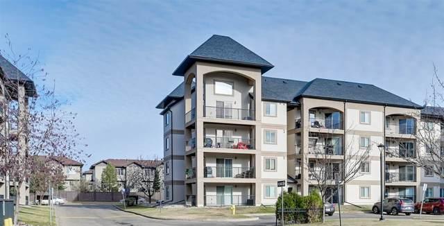 407 13005 140 Avenue, Edmonton, AB T6V 1X1 (#E4219525) :: The Foundry Real Estate Company