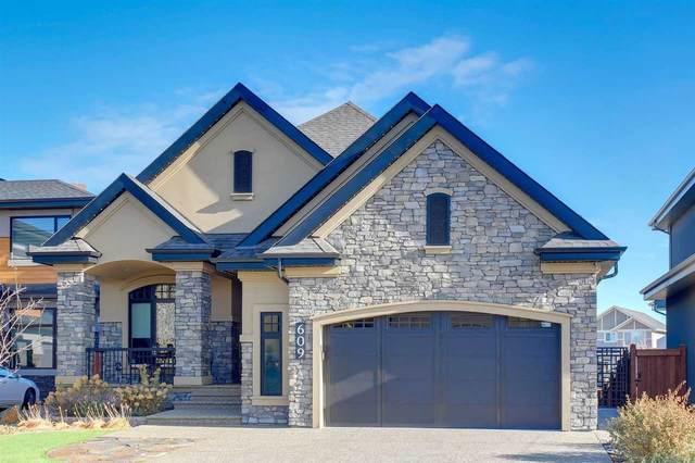 609 Howatt Drive, Edmonton, AB T6W 2T6 (#E4219527) :: The Foundry Real Estate Company