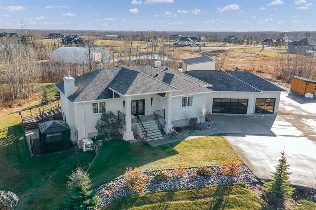 380 50417 Range Road 232, Rural Leduc County, AB T4X 0L1 (#E4219557) :: The Foundry Real Estate Company