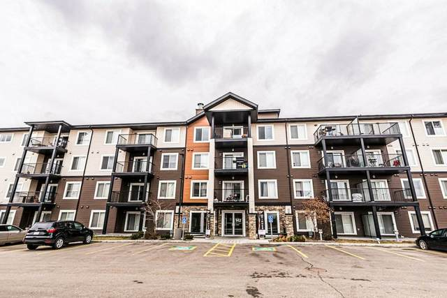 202 142 Ebbers Boulevard, Edmonton, AB T5Y 3W2 (#E4219582) :: The Foundry Real Estate Company