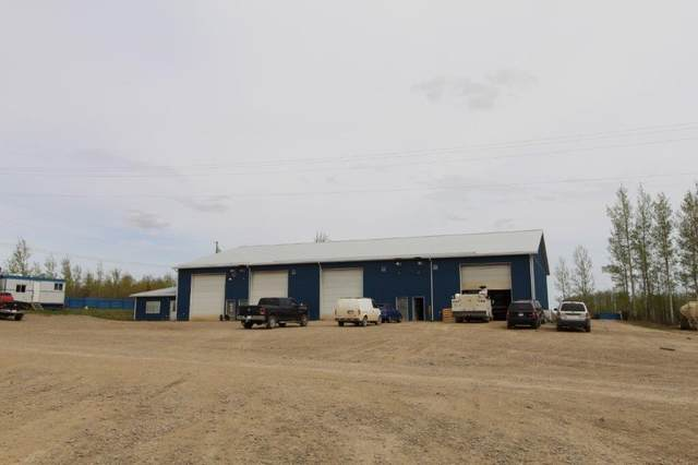 7995 Glenwood Dr, Edson, AB T7E 1V6 (#E4219606) :: Initia Real Estate