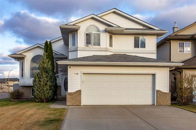 7705 166A Avenue, Edmonton, AB T5Z 3V7 (#E4219613) :: The Foundry Real Estate Company