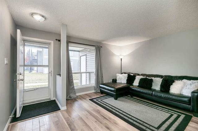 50, 1503 Millwoods Rd East, Edmonton, AB T6L 4C2 (#E4219728) :: The Foundry Real Estate Company