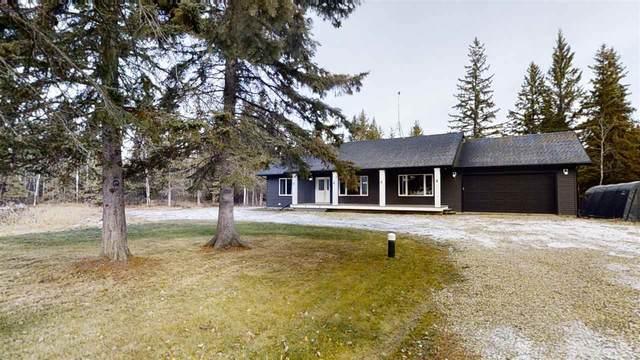 10 55504  Range Road 13, Rural Lac Ste. Anne County, AB T0E 1V0 (#E4219749) :: The Foundry Real Estate Company