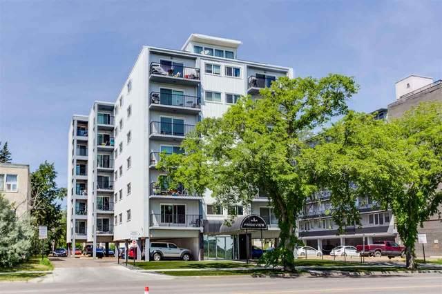 206 8310 Jasper Avenue, Edmonton, AB T5H 3S3 (#E4219802) :: The Foundry Real Estate Company
