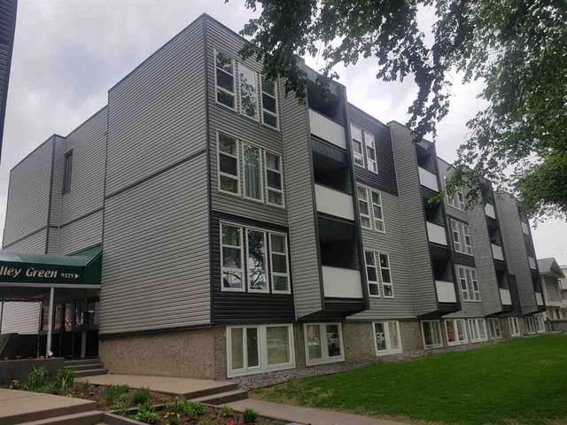 306 9329 104 Avenue, Edmonton, AB T5H 0H9 (#E4219825) :: The Foundry Real Estate Company