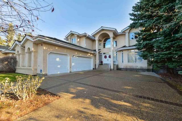 421 Osborne Crescent, Edmonton, AB T6R 2C2 (#E4219837) :: Müve Team | RE/MAX Elite