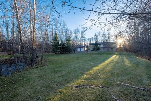 169 52039 RGE RD 213, Rural Strathcona County, AB T8G 1B4 (#E4219889) :: The Foundry Real Estate Company
