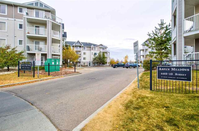 204 4407 23 Street, Edmonton, AB T6T 0B6 (#E4219916) :: The Foundry Real Estate Company