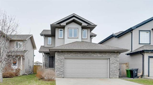 125 Wellington Place, Fort Saskatchewan, AB T8L 0C7 (#E4219918) :: The Foundry Real Estate Company