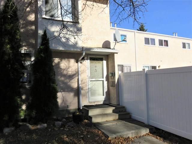 45 Lakewood Village, Edmonton, AB T6K 2B3 (#E4219921) :: The Foundry Real Estate Company