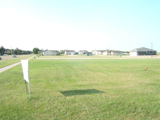 10-4801 61 Street, Vegreville, AB T9A 0A5 (#E4219994) :: Initia Real Estate