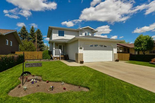 5013 51 Avenue, Redwater, AB T0A 2W0 (#E4220021) :: The Foundry Real Estate Company