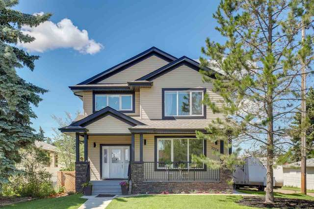 7028 81 Street, Edmonton, AB T6C 2T4 (#E4220031) :: The Foundry Real Estate Company