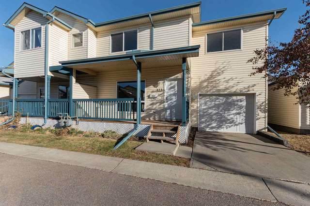123 10909 106 Street, Edmonton, AB T5H 4M7 (#E4220069) :: Initia Real Estate