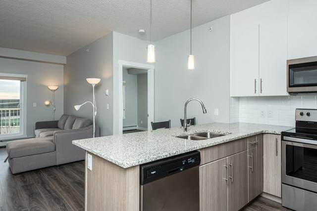 407 3670 139 Avenue NW, Edmonton, AB T5Y 3N5 (#E4220093) :: The Foundry Real Estate Company