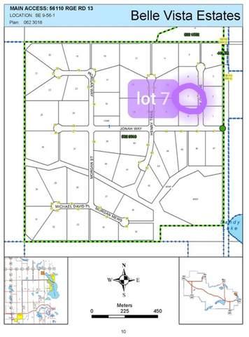 7, 56110 Range Road 13, Rural Lac Ste. Anne County, AB T0E 1V0 (#E4220181) :: Müve Team | RE/MAX Elite