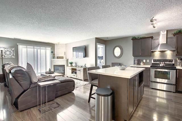 418 279 Suder Greens Drive, Edmonton, AB T5T 6X6 (#E4220227) :: The Foundry Real Estate Company