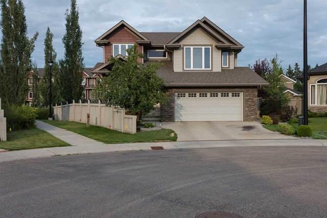 334 Callaghan Close, Edmonton, AB T6W 0G3 (#E4220252) :: The Foundry Real Estate Company