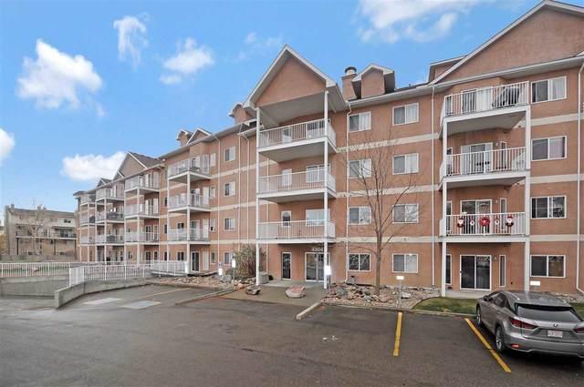 222 4304 139 Avenue, Edmonton, AB T5Y 0H6 (#E4220256) :: The Foundry Real Estate Company