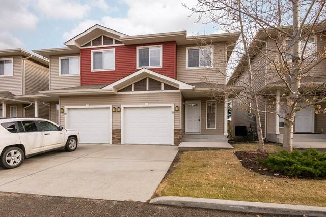 26 15151 43 Street, Edmonton, AB T5Y 0L3 (#E4220259) :: The Foundry Real Estate Company