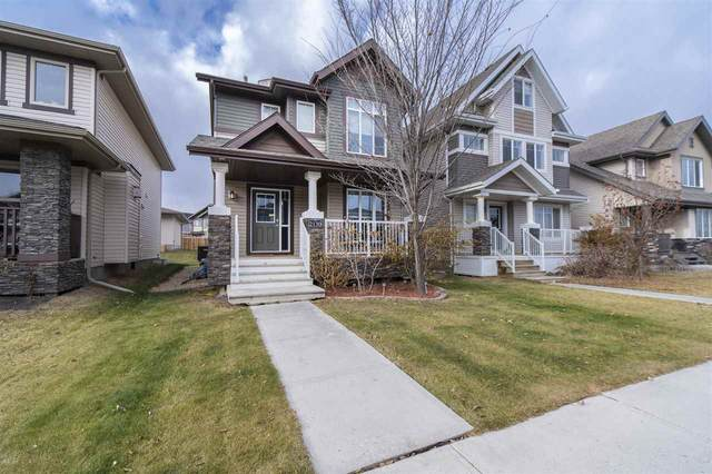 2130 Glenridding Way, Edmonton, AB T6W 2H4 (#E4220265) :: The Foundry Real Estate Company