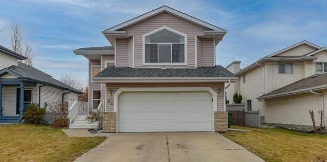 45 Huntington Crescent, St. Albert, AB T8N 6G3 (#E4220343) :: The Foundry Real Estate Company
