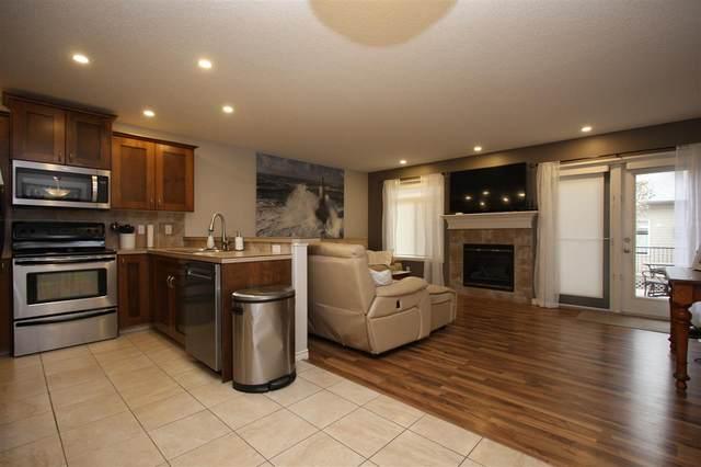 18 10 Woodcrest Lane, Fort Saskatchewan, AB T6L 0C7 (#E4220350) :: The Foundry Real Estate Company